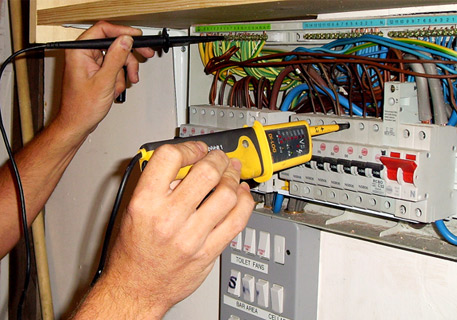 shrewsbury electrician test inspection by steve michie electrical rh shrewsburyelectrician com electrical wiring testing regulations electrical wiring test report